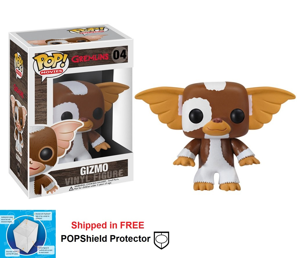 Funko POP Movies Gremlins Gizmo Figure - #04