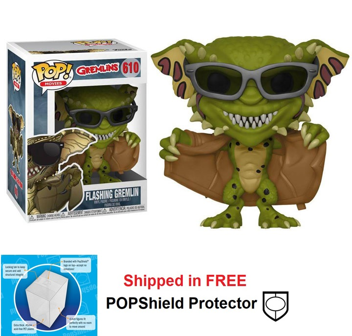 Funko POP Movies Gremlins Flashing Gremlin - #610