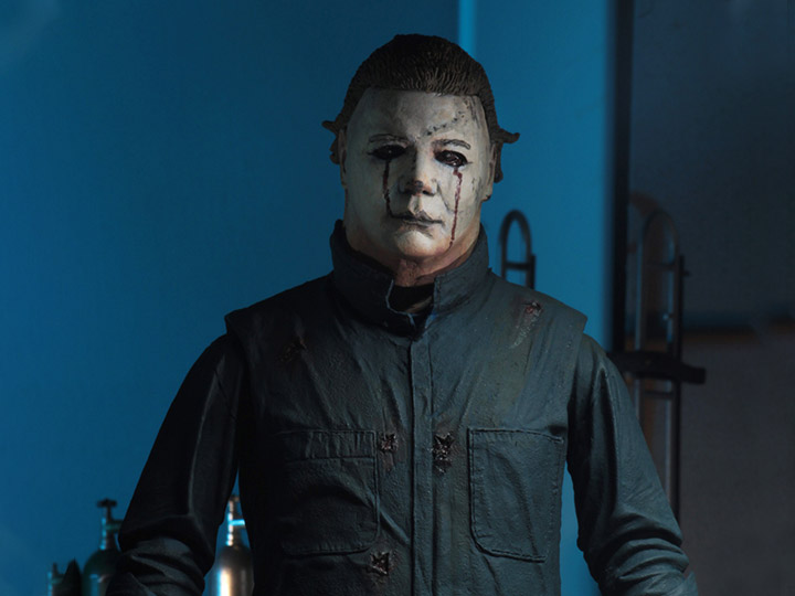 NECA Halloween 2 Michael Myers Ultimate Figure