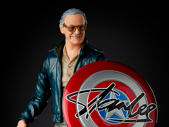 Pre-Order Hasbro Marvel Legends 80th Anniversary Stan Lee Figure