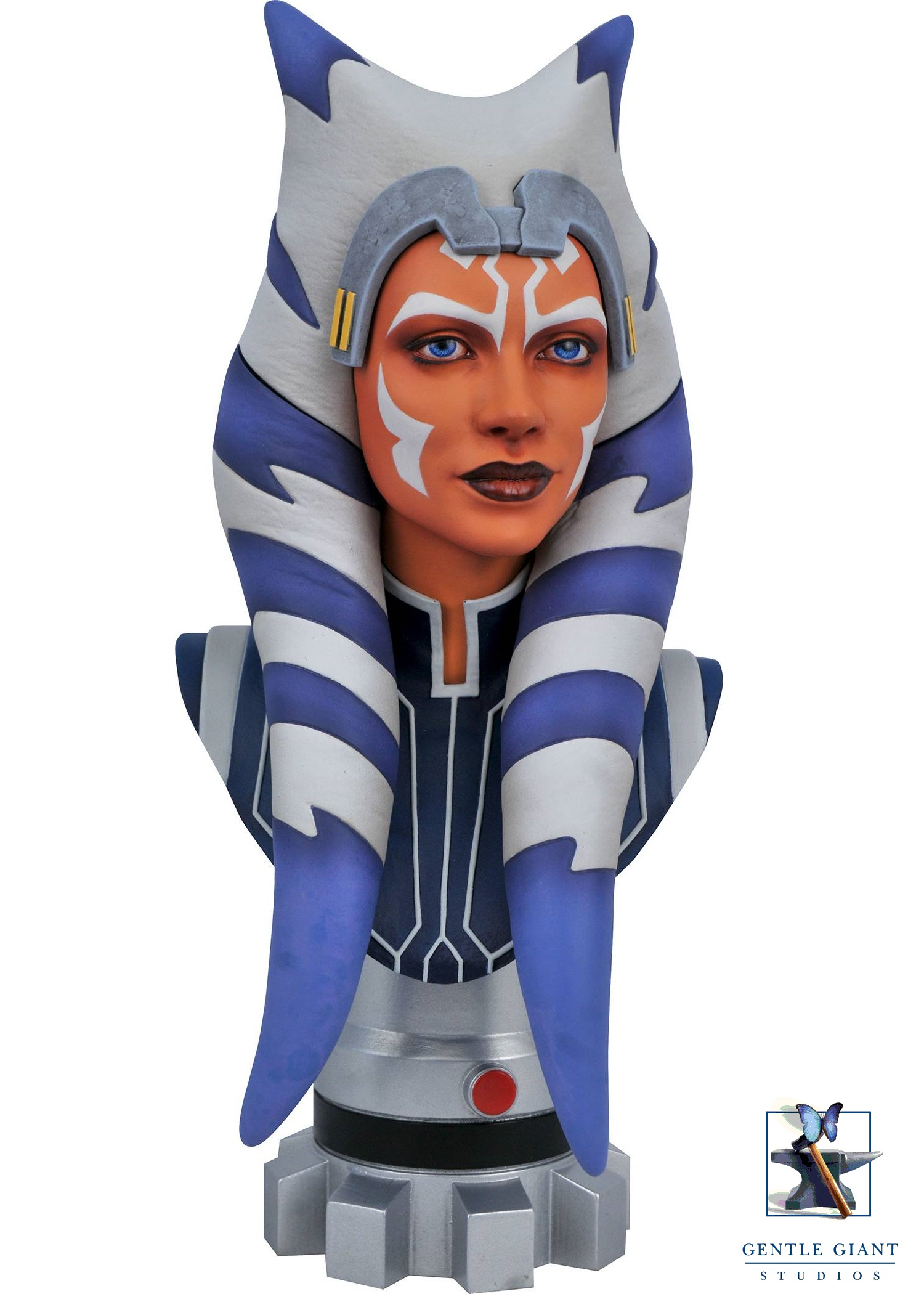 Pre-Order Gentle Giant Star Wars Ahsoka Legends in 3D Bust