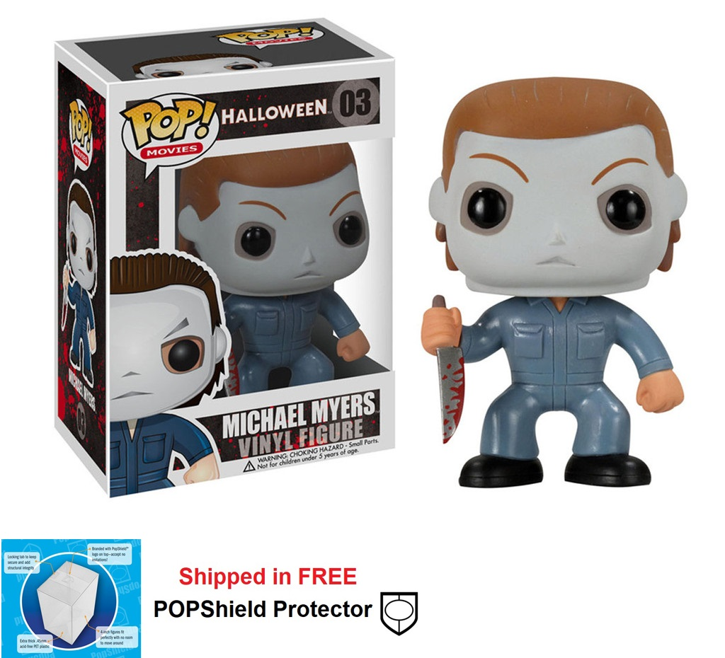 Funko POP Movies Halloween Michael Myers Figure - #03