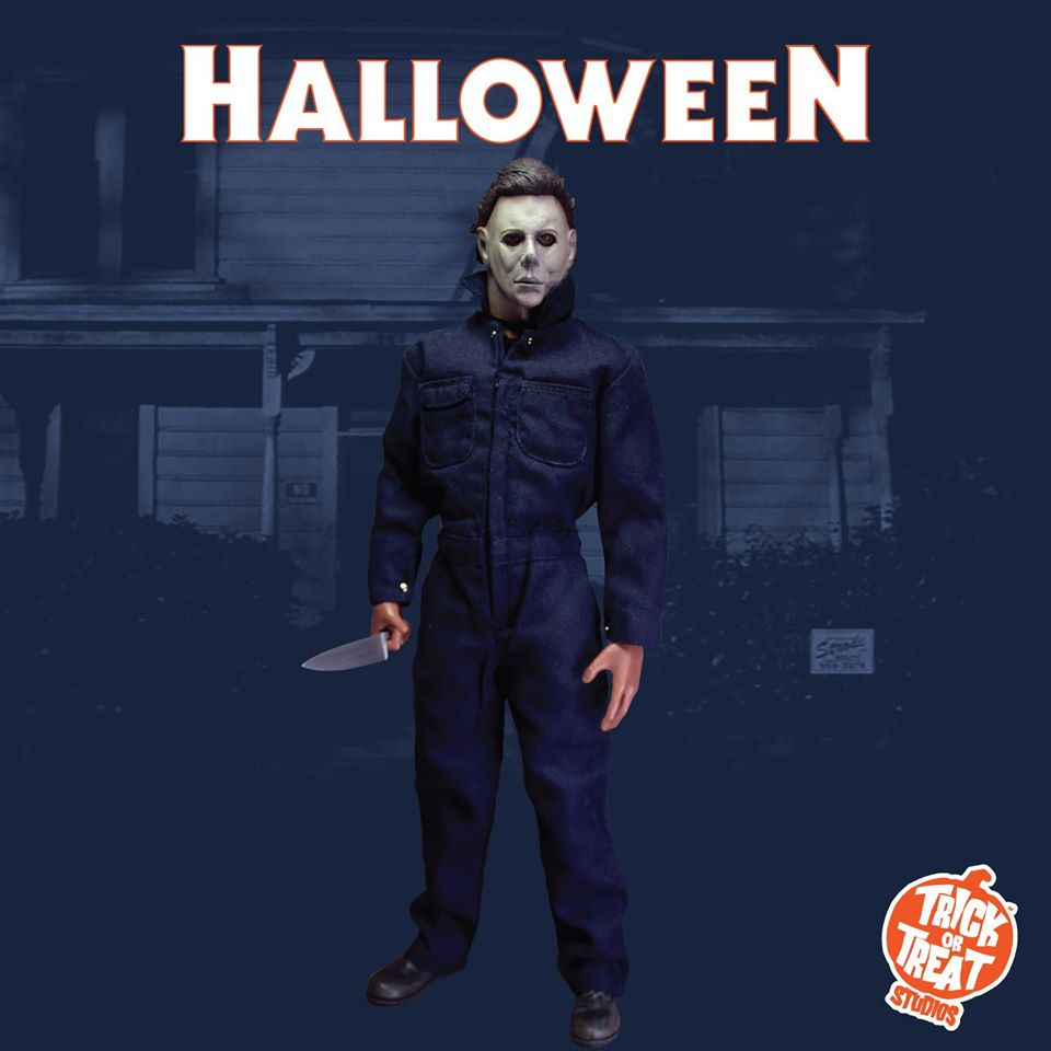 "Pre-Order Trick or Treat Halloween 78 Michael Myers 12"" Figure"