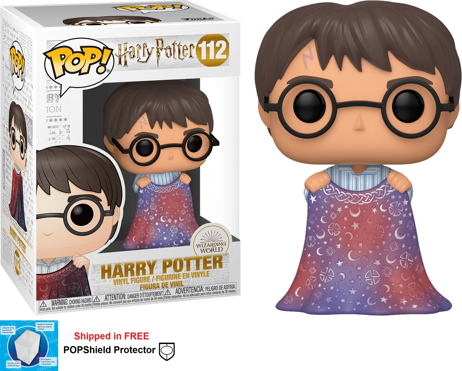 Funko POP Harry Potter - #112