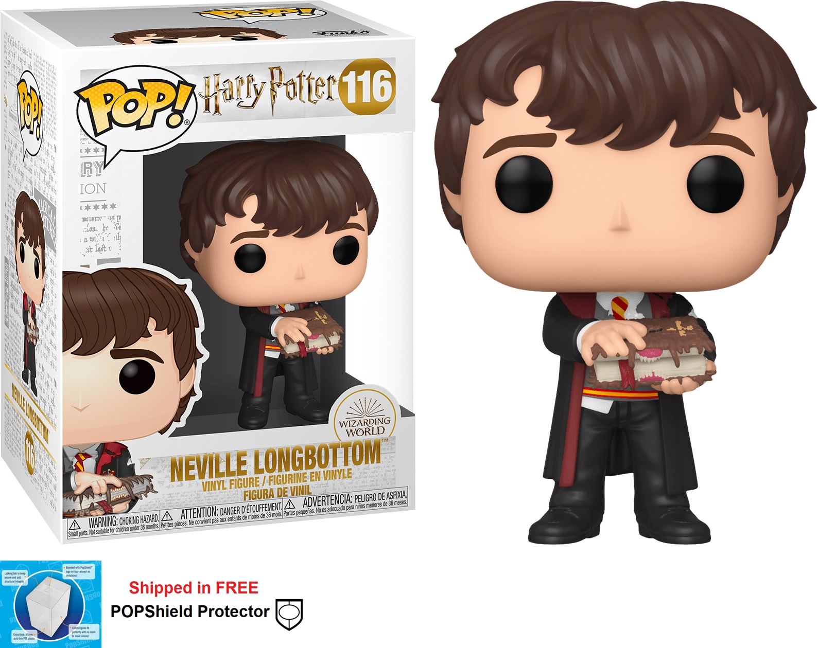 Funko POP Harry Potter Neville Longbottom - #116