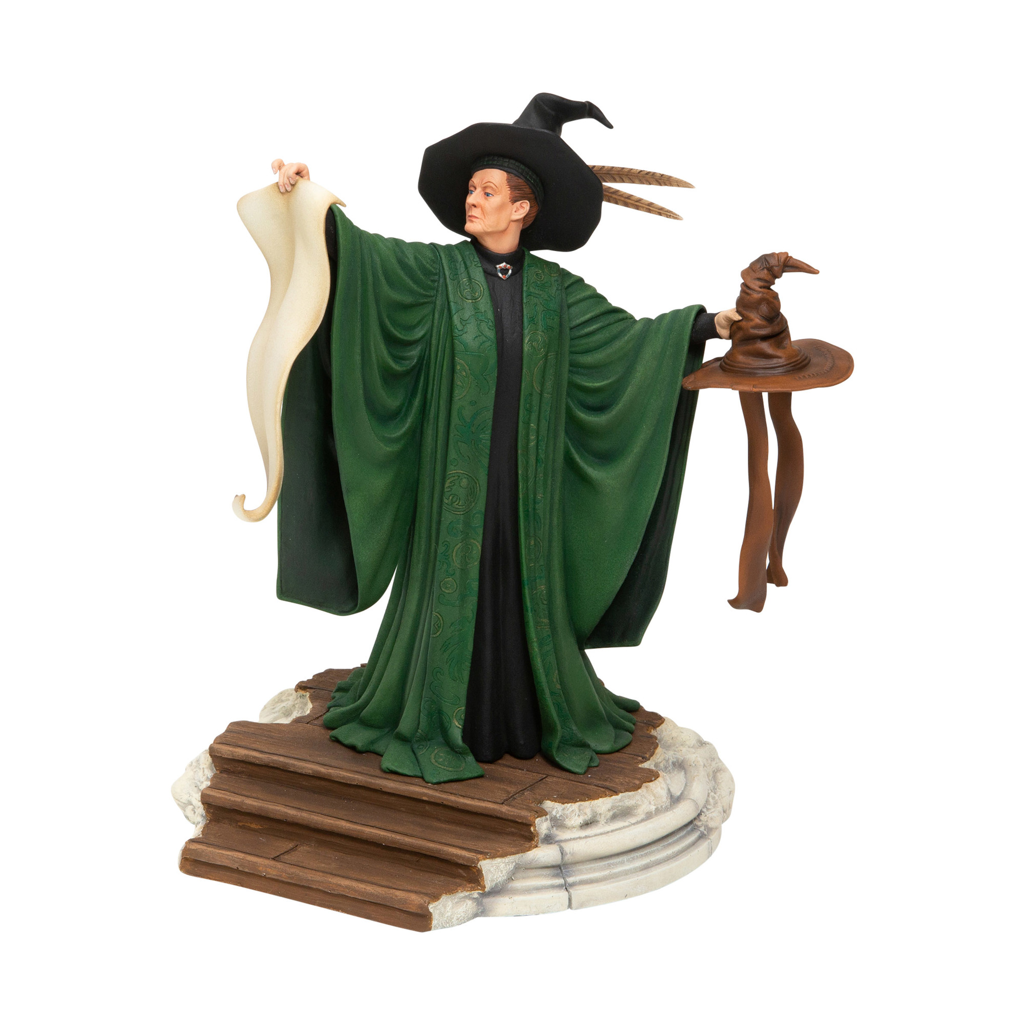 Wizarding World of Harry Potter Professor McGonagall Figurine