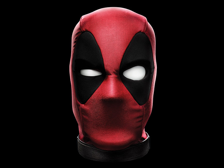 Hasbro Marvel Legends Deadpool Interactive Head