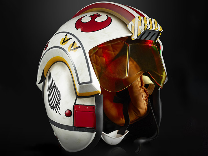 Pre-Order Hasbro Star Wars Luke Skywalker Helmet