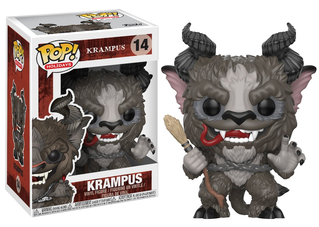 Funko POP Holiday Krampus Figure - #14