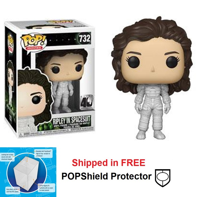 Funko POP Aliens Ripley in Spacesuit 40th Anniversary - #732