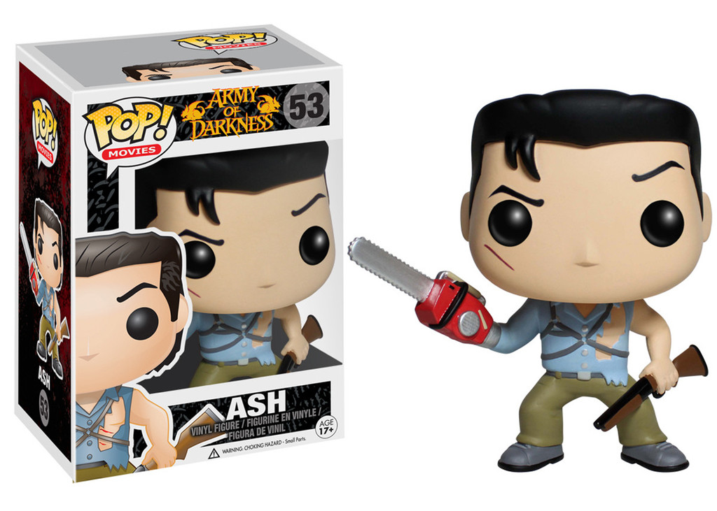 Funko POP Movie Ash Evil Dead Figure - #53