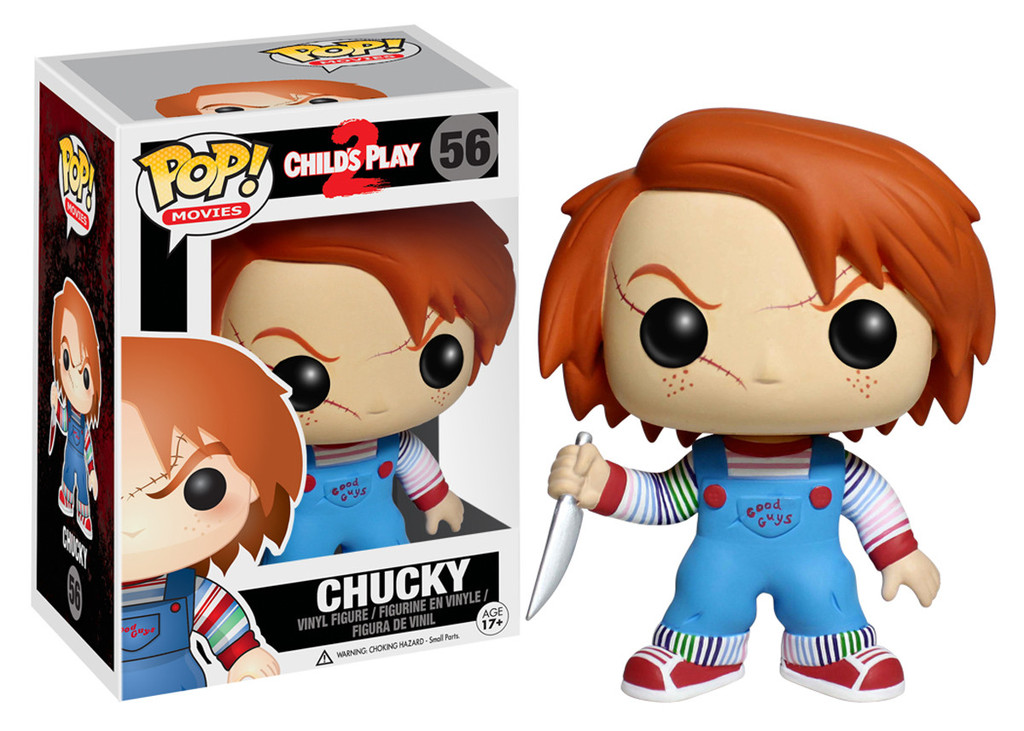 Funko POP Movie Child's Play Chucky Figure - #56