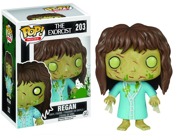 Funko POP Movie Exorcist Regan Figure - #203
