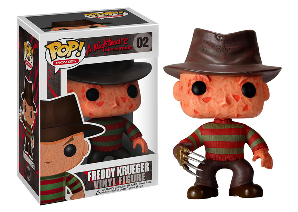 Funko POP Movie Freddy Krueger Figure - #02