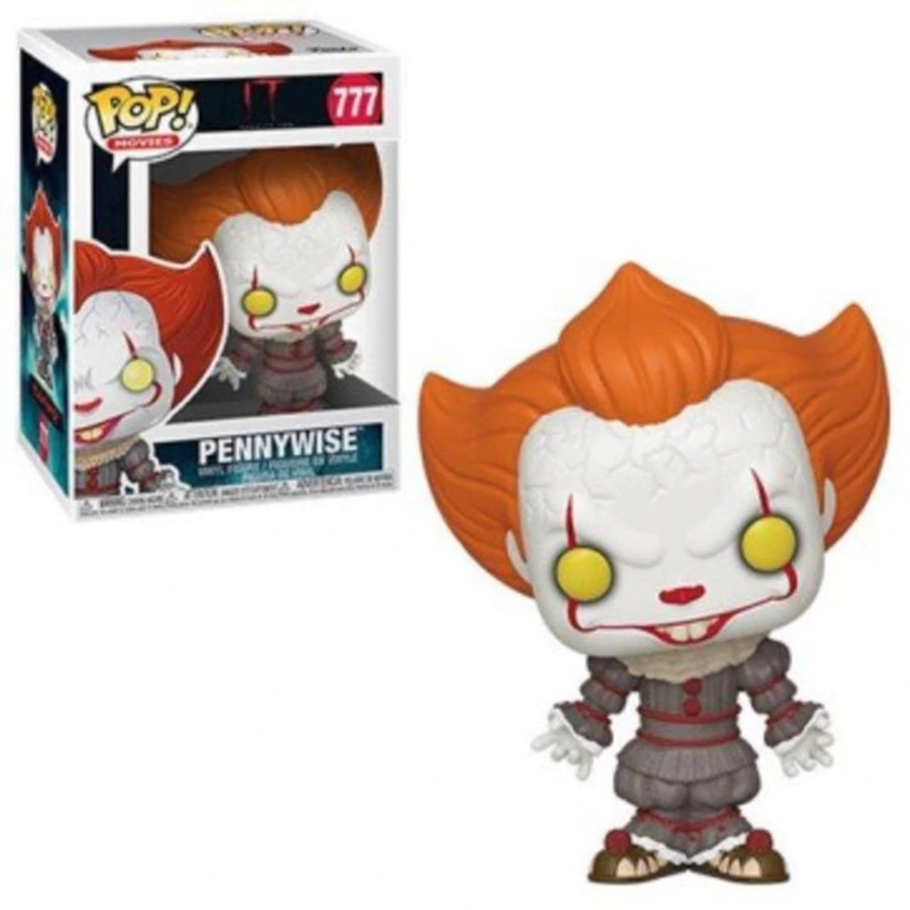 Funko POP Movie It Chapter 2 Pennywise - #777