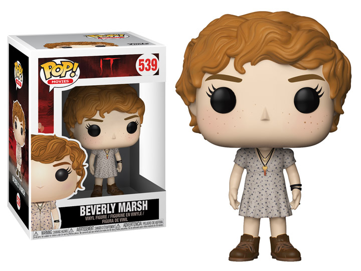 Funko POP Movie It Beverly Marsh Figure - #539