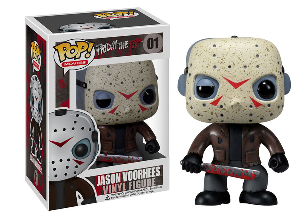 Funko POP Movie Jason Voorhees Figure - #01