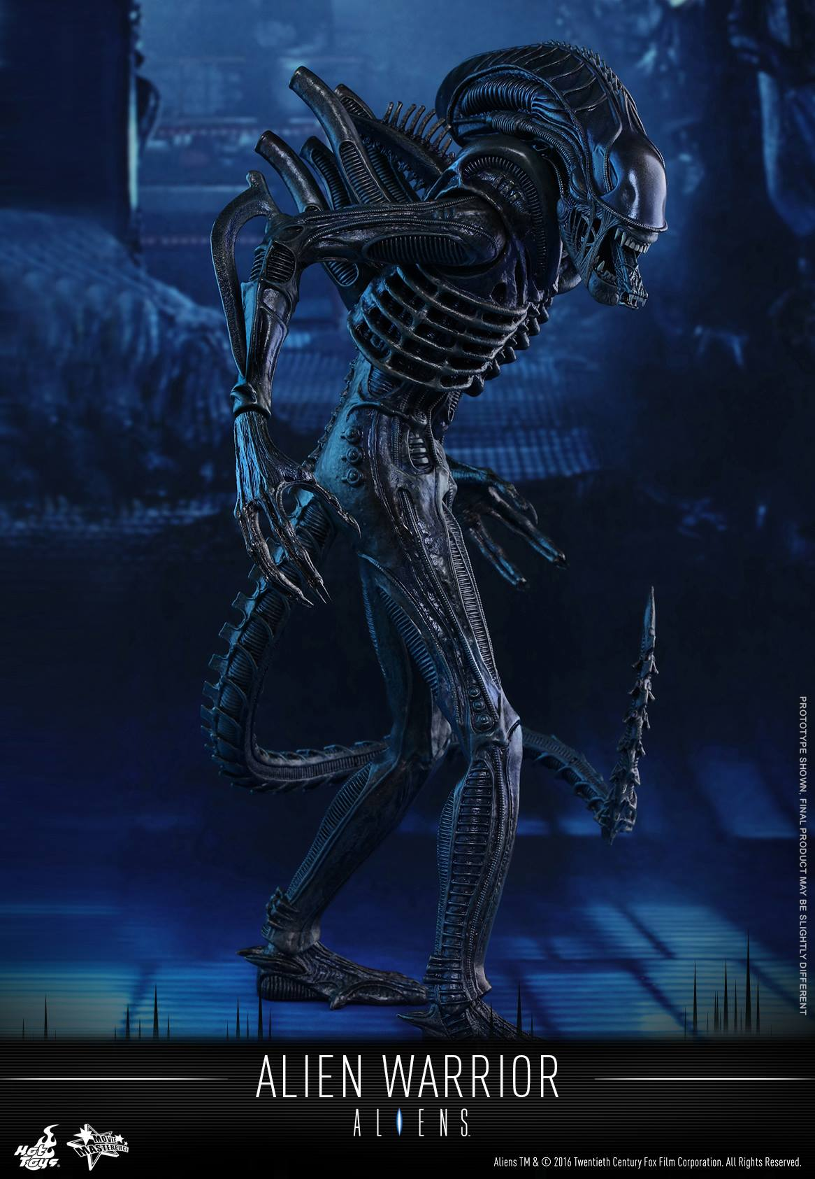 Hot Toys Alien Warrior Sixth Scale Figure Fantasy Horror ...