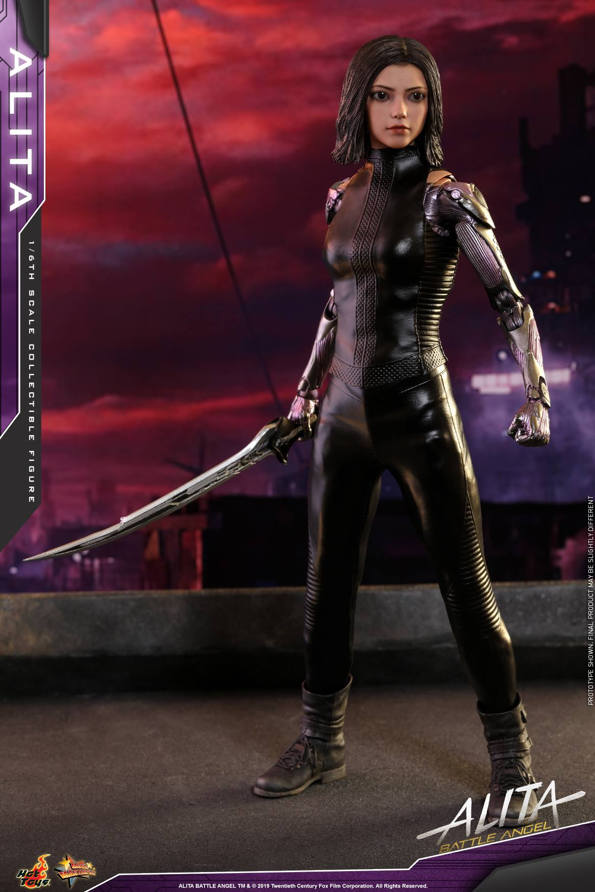 Pre-Order Hot Toys Alita Battle Angel Sixth Scale Figure