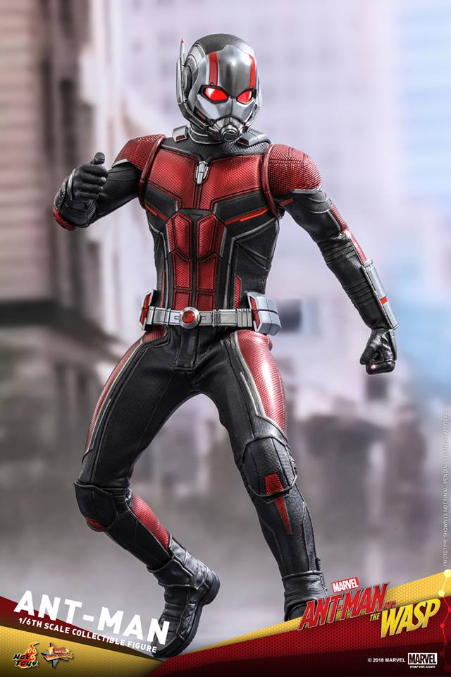 Pre-Order Hot Toys Marvel Ant-Man Sixth Scale Figure