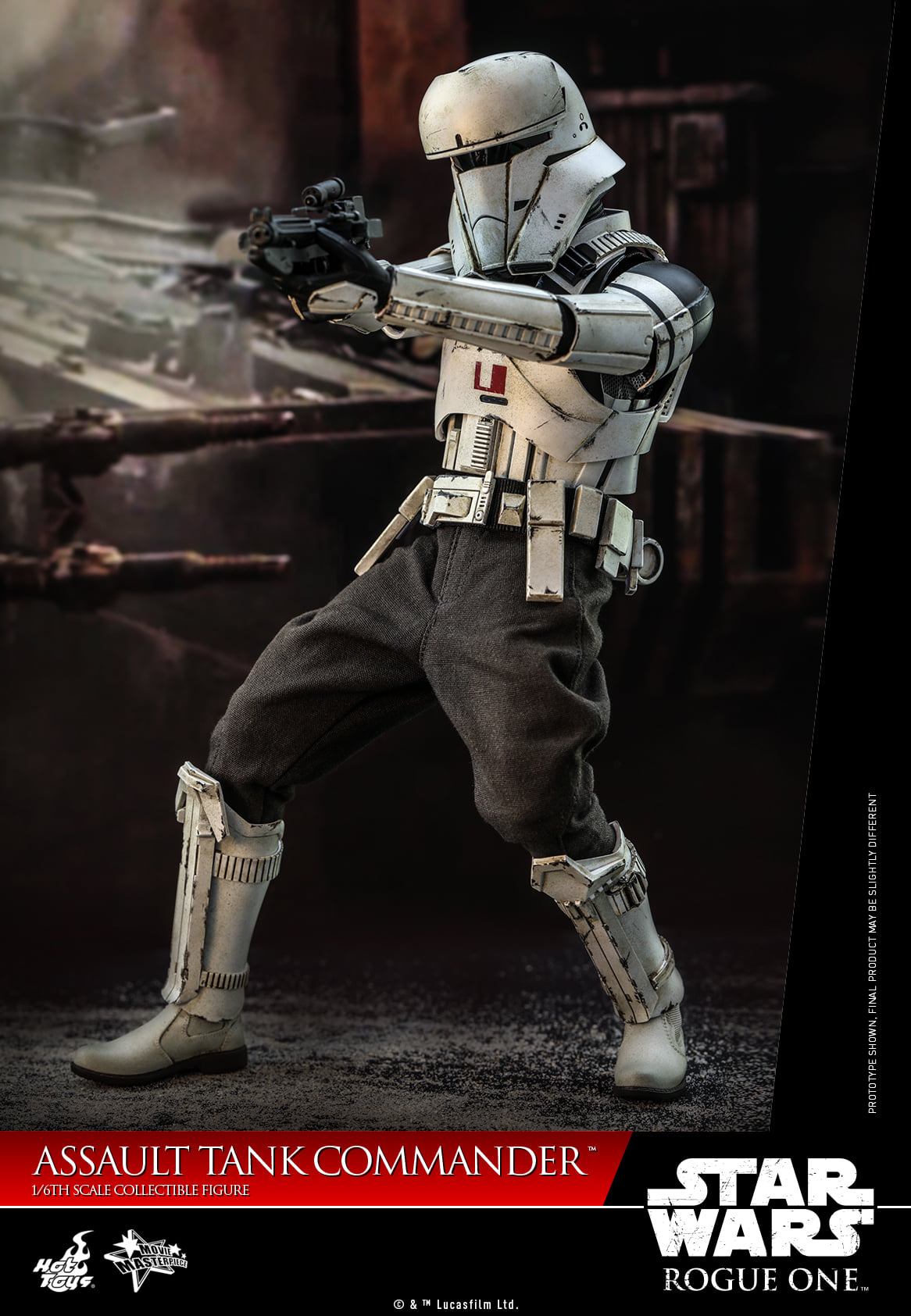 Pre-Order Hot Toys Star Wars Rogue One Assault Tank Commander