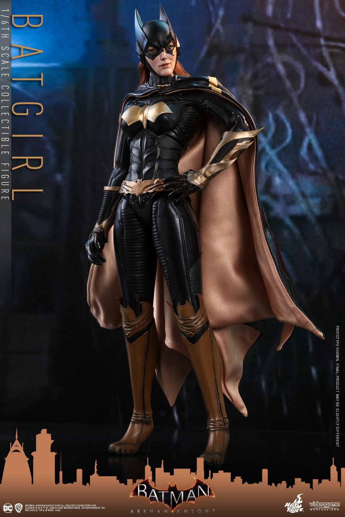 Pre-Order Hot Toys DC Comics Batgirl Arkham Knight Sixth Scale