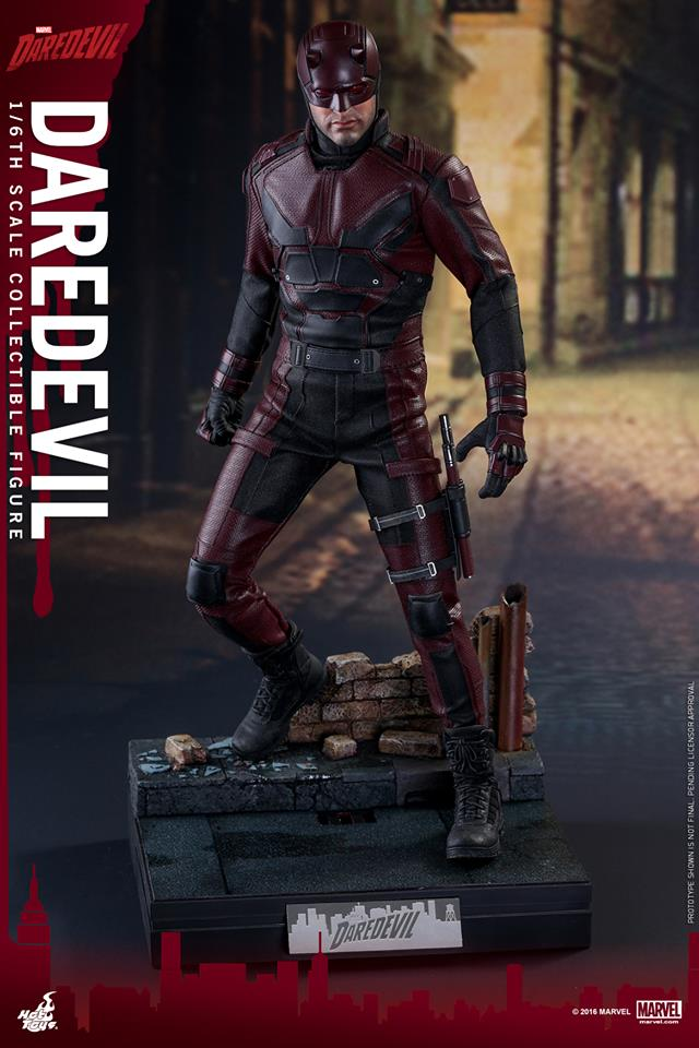 Hot Toys Marvel Daredevil Netflix Sixth Scale Figure
