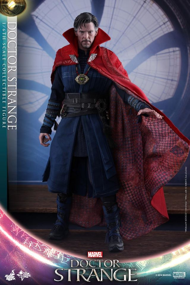 Pre-Order Hot Toys Marvel Doctor Strange Sixth Scale Figure