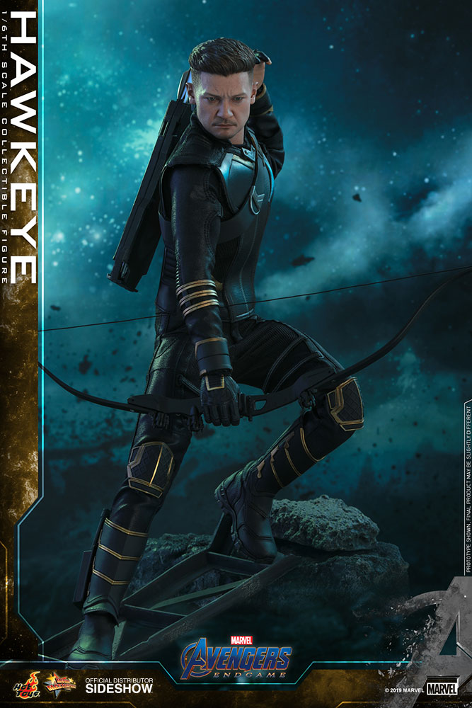 Hot Toys Marvel Avengers End Game Hawkeye Figure