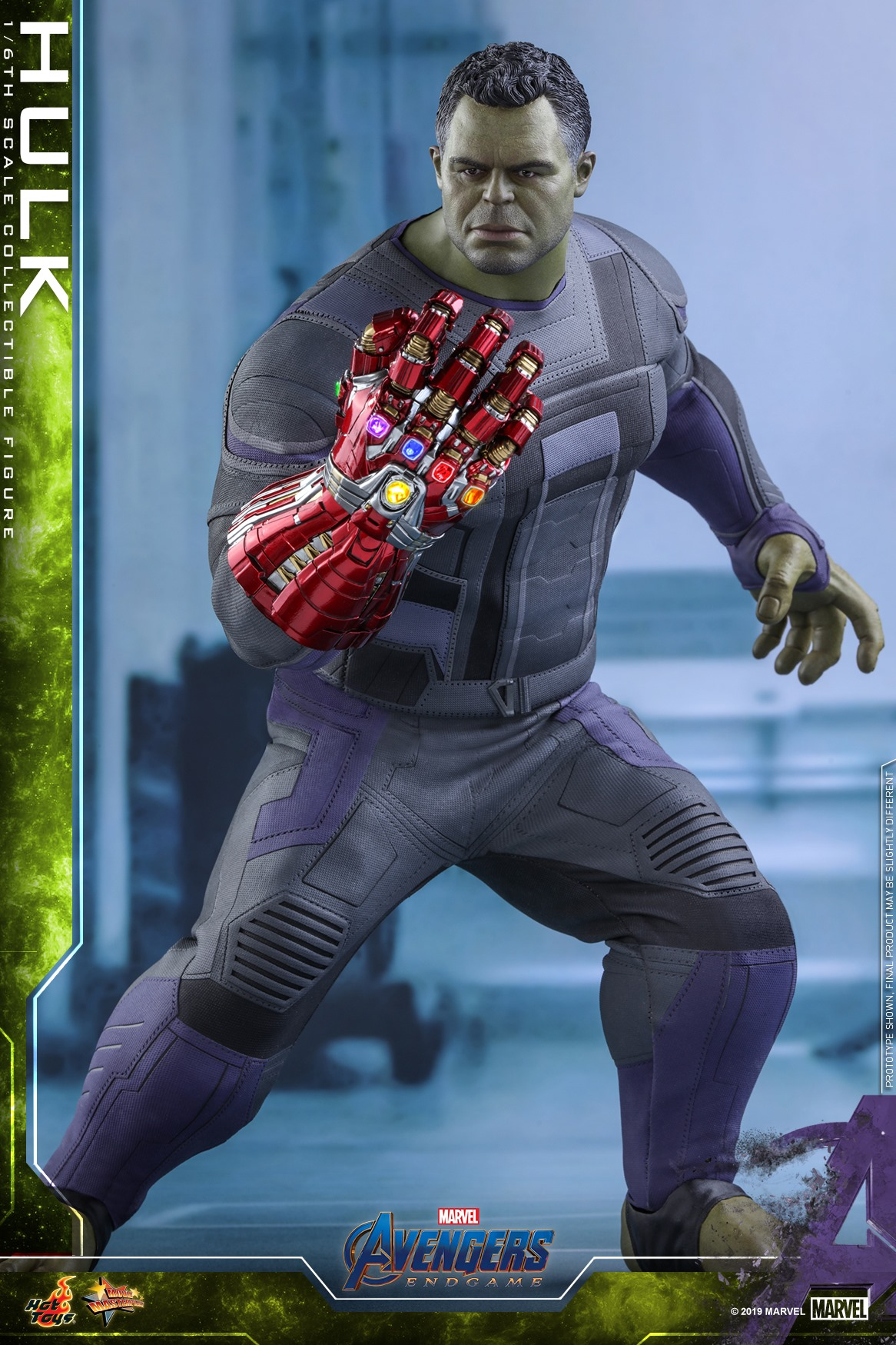 Pre-Order Hot Toys Marvel Avengers End Game Hulk Figure