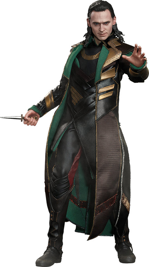 Hot Toys Marvel Thor: Dark World Loki Sixth Scale Figure