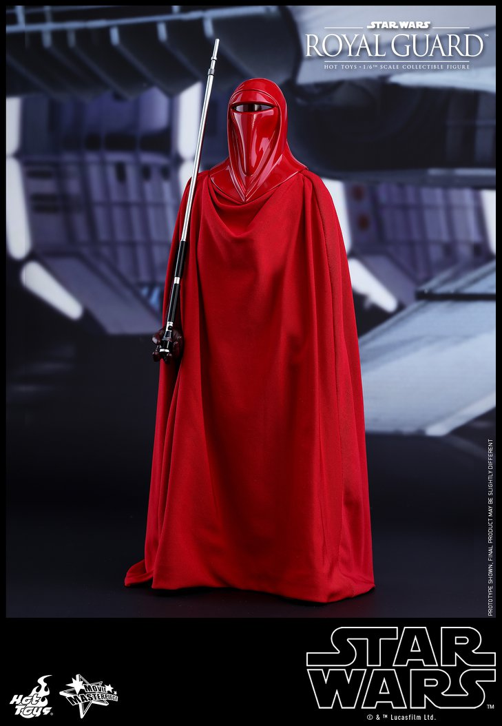 Pre-Order Hot Toys Star Wars Royal Guard Sixth Scale Figure