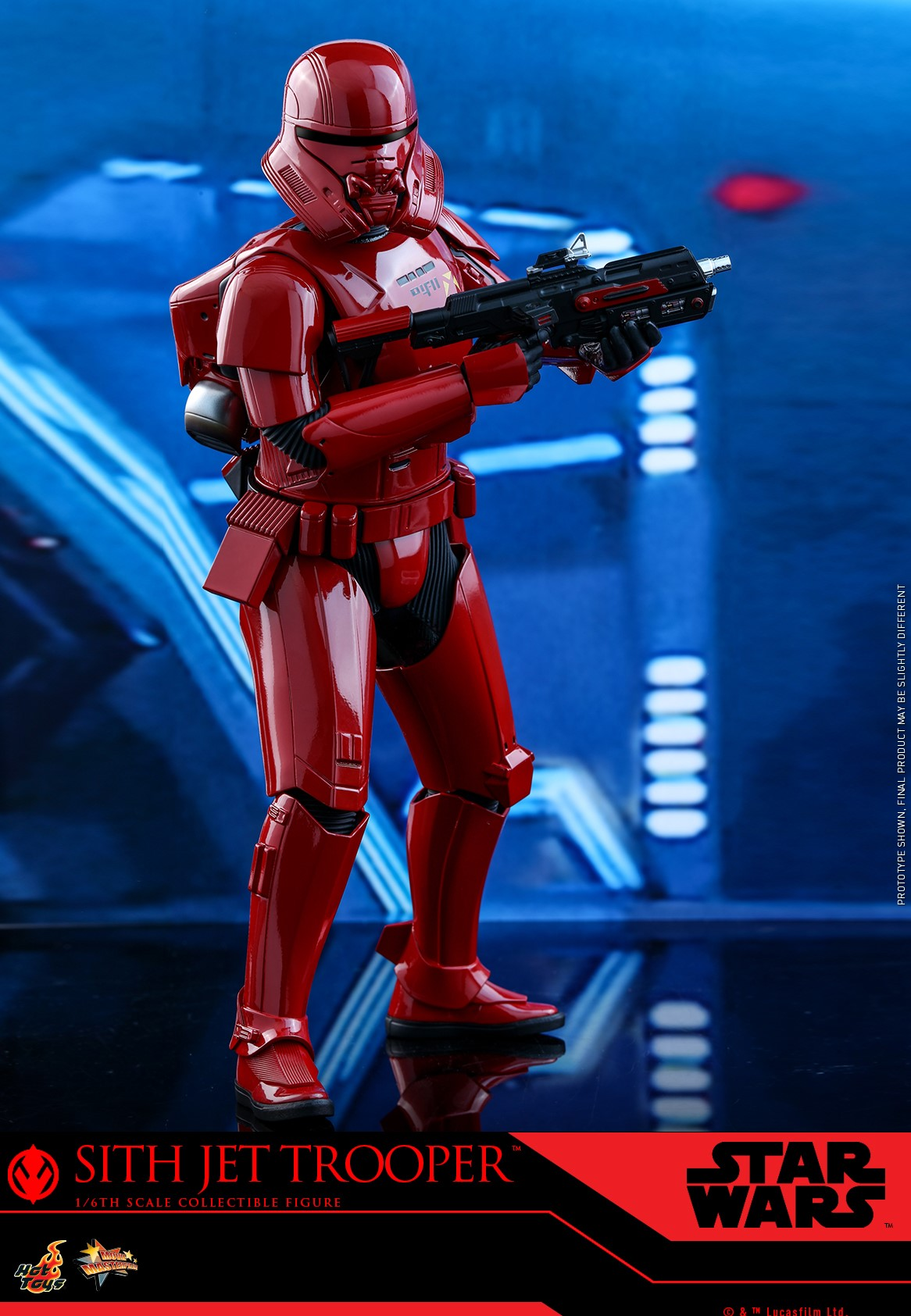 Pre-Order Hot Toys Star Wars Sith Jet Trooper 1:6th Figure