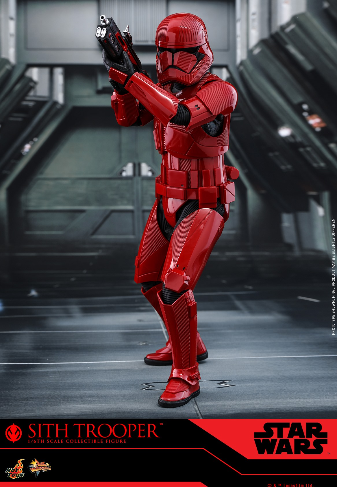 Pre-Order Hot Toys Star Wars Sith Trooper 1:6th Figure
