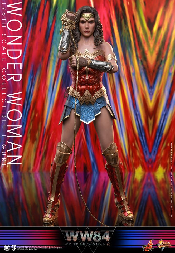 Pre-Order Hot Toys DC Comics Wonder Woman 1984 1:6th Figure