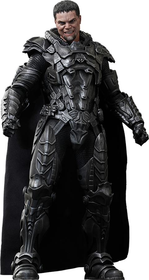 Hot Toys DC Comics Man Of Steel General Zod Sixth Scale Figure
