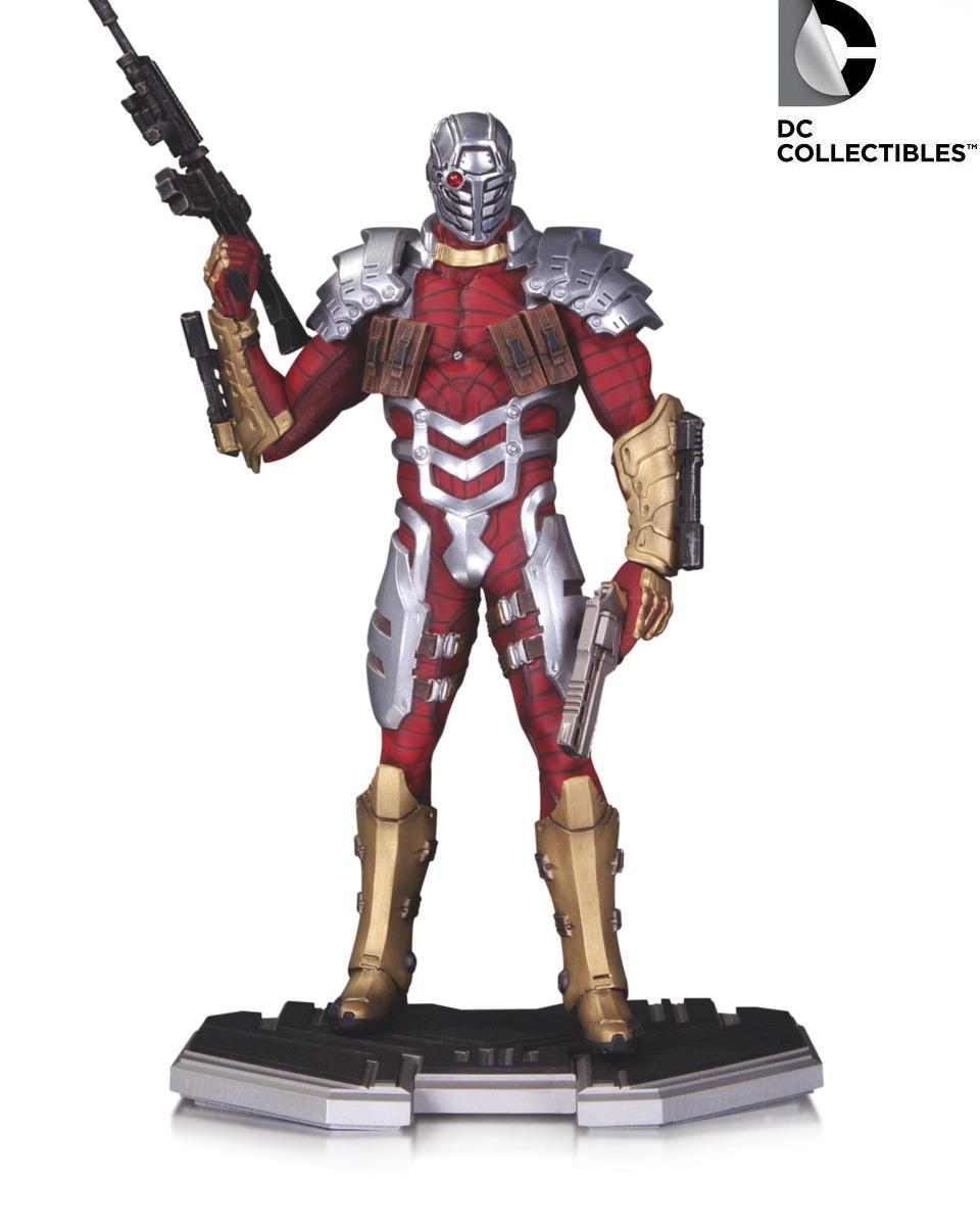 DC Comics Icons Deadshot Sixth Scale Statue