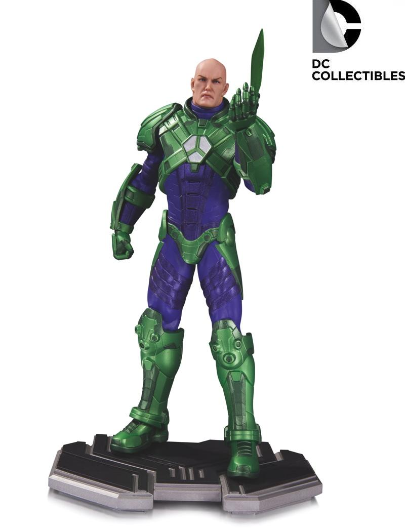 Pre-Order DC Comics Icons Lex Luthor Sixth Scale Statue
