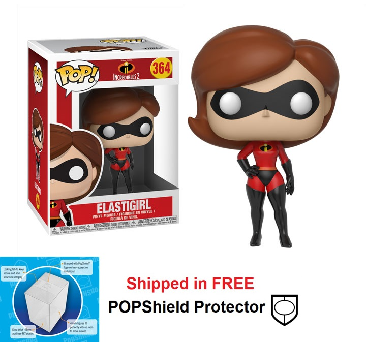 Funko POP Disney Incredibles 2 Elastigirl Figure - #364
