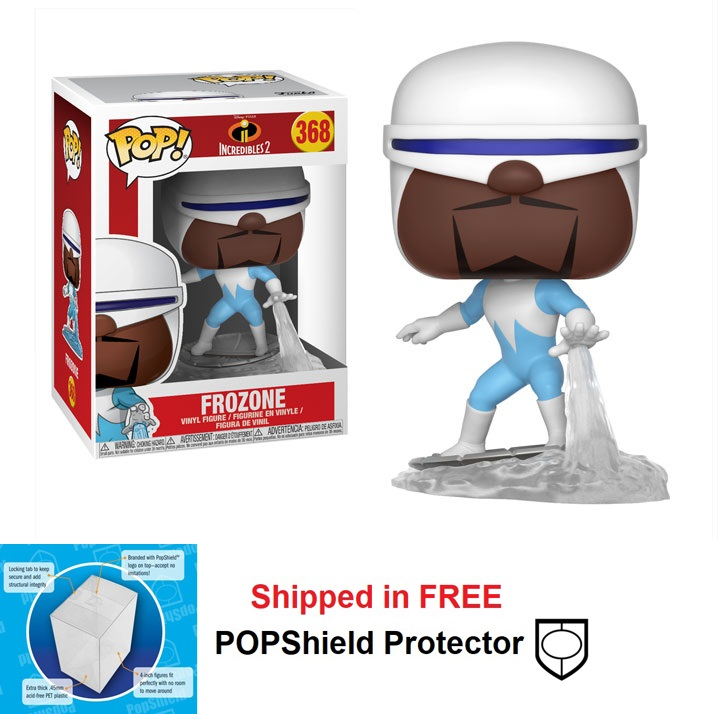 Funko POP Disney Incredibles 2 Frozone Figure - #368