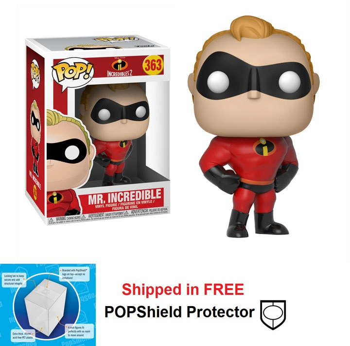 Funko POP Disney Incredibles 2 Mr. Incredible Figure - #363