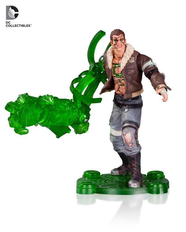 DC Comics Infinite Crisis Atomic Green Lantern Figure