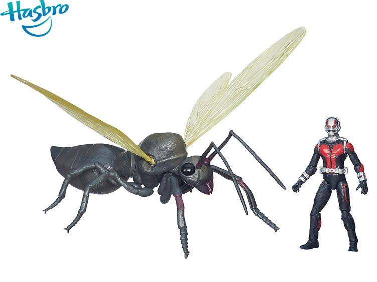 Hasbro Marvel Ant-Man Infinite Deluxe Box Set