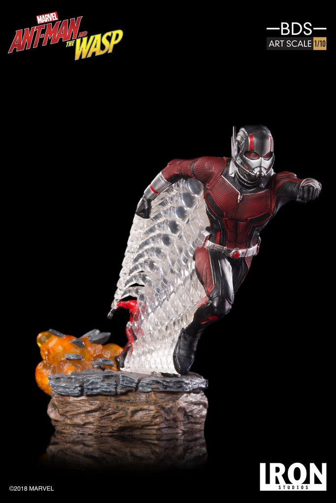 Iron Studios Marvel Ant-Man Art Scale 1:10th Statue