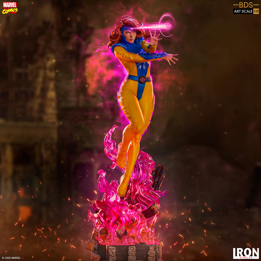Pre-Order Iron Studios Marvel Jean Grey Art Scale Statue
