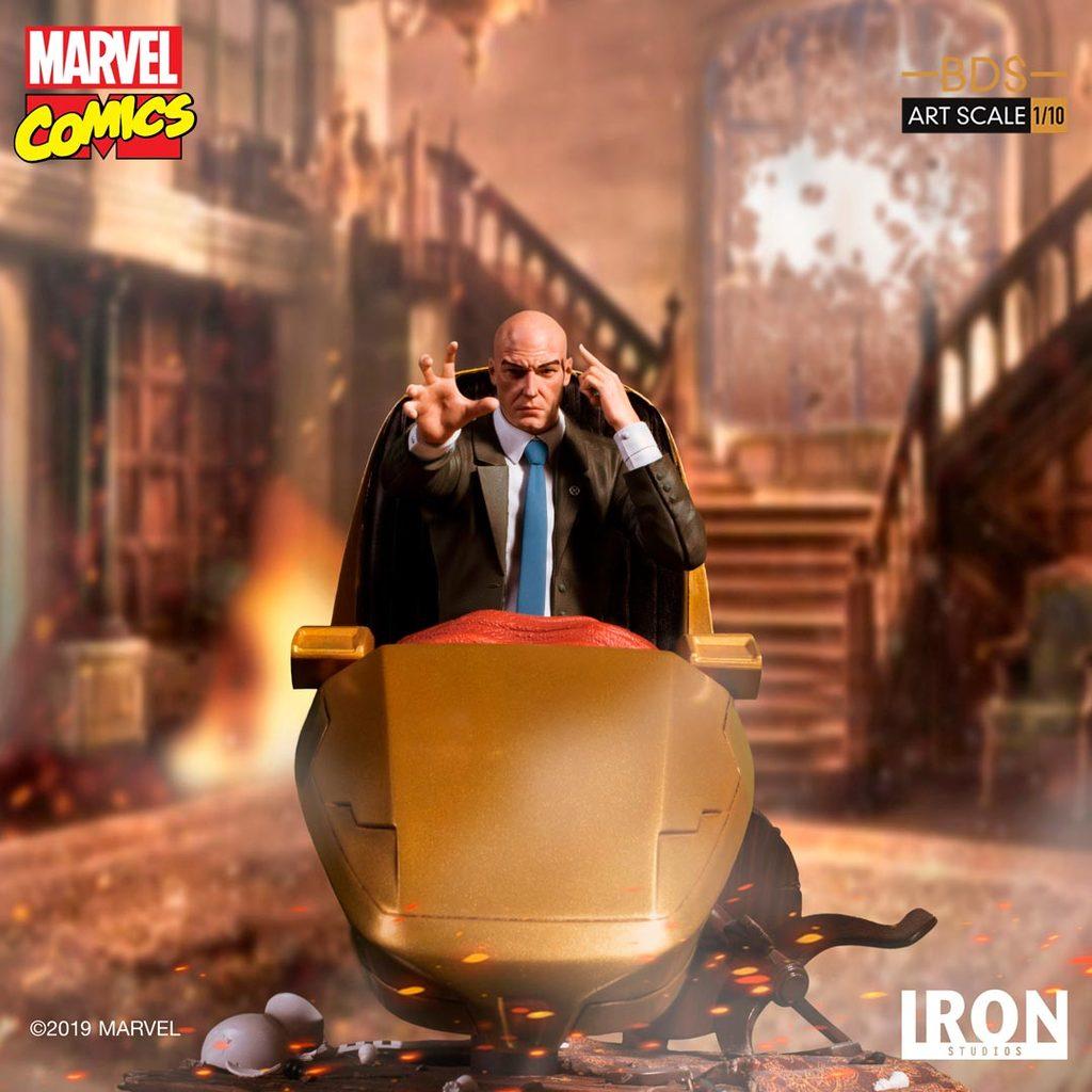 Iron Studios Marvel Professor X Art Scale Statue