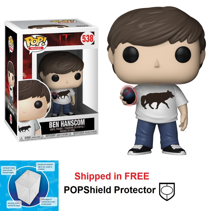 Funko POP Movies It Ben Hanscom Figure - #538