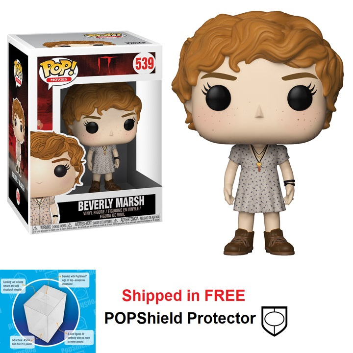 Funko POP Movies It Beverly Marsh Figure - #539