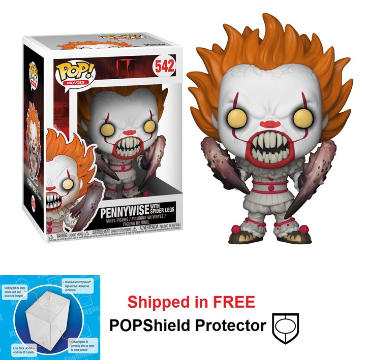 Funko POP Movies It Pennywise Spider Legs Figure - #542