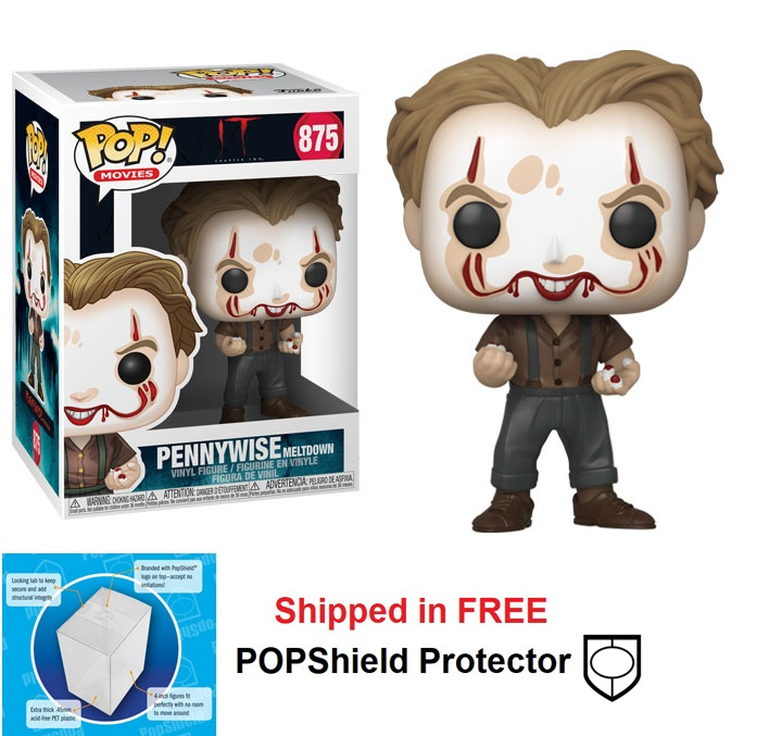Funko POP Movies It Chapter 2 Pennywise Meltdown  - #875